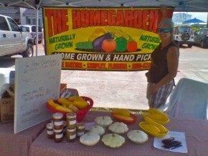 Seaside Farmer's Market